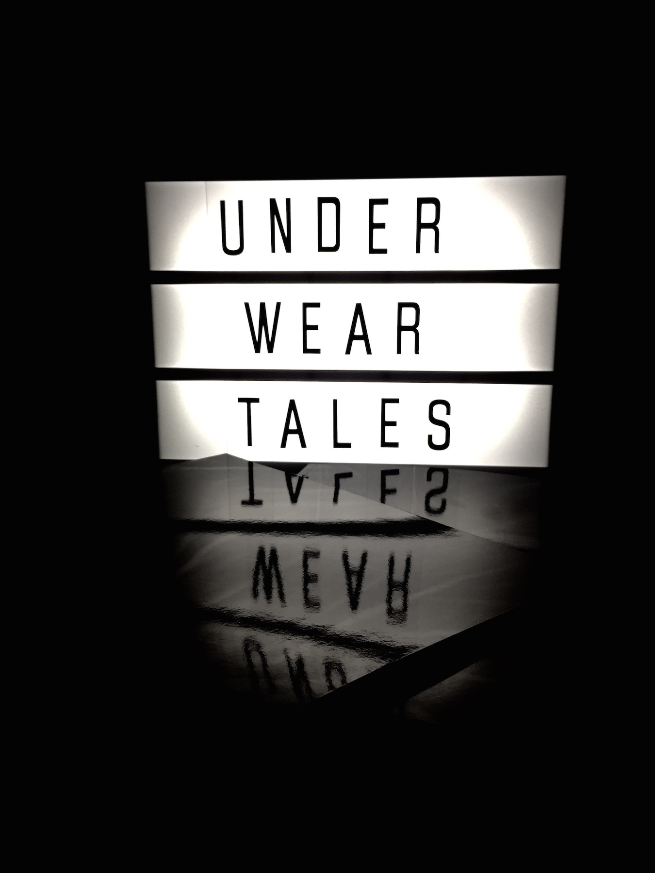 Underwear Tales Interview