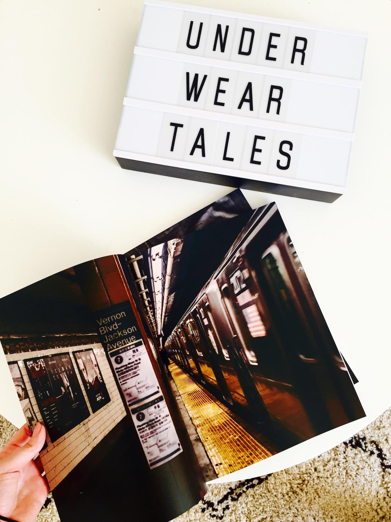 Underwear Tales Magazine Pro QM Berlin