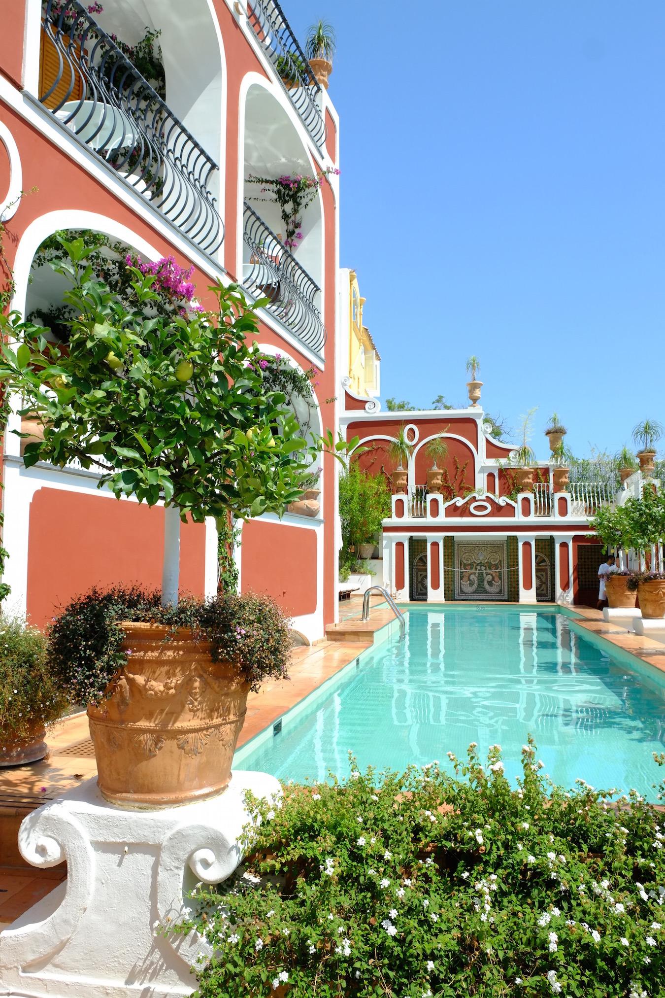hotel sirenuse in amalfi