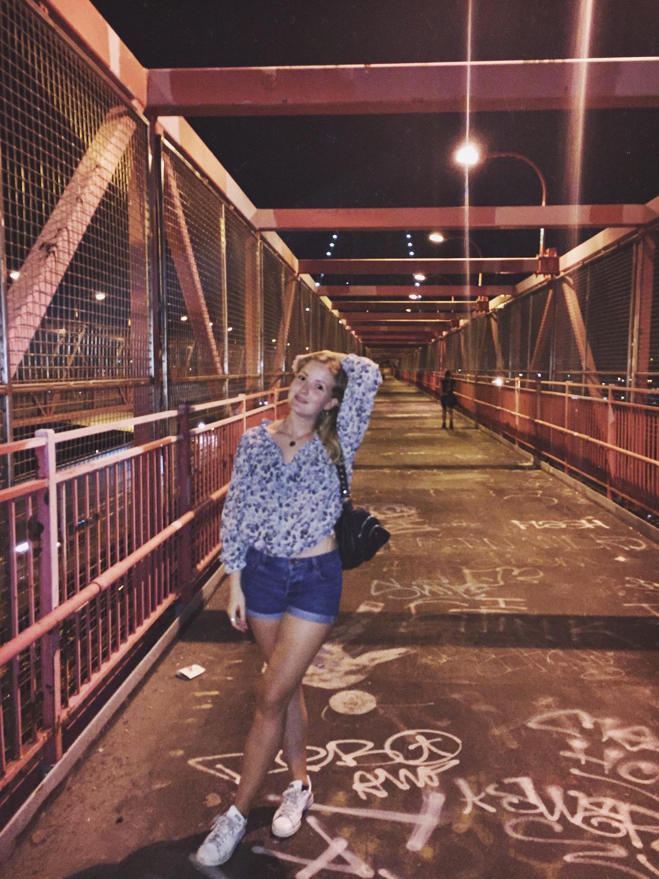 Williamsburg Bridge Silverstories