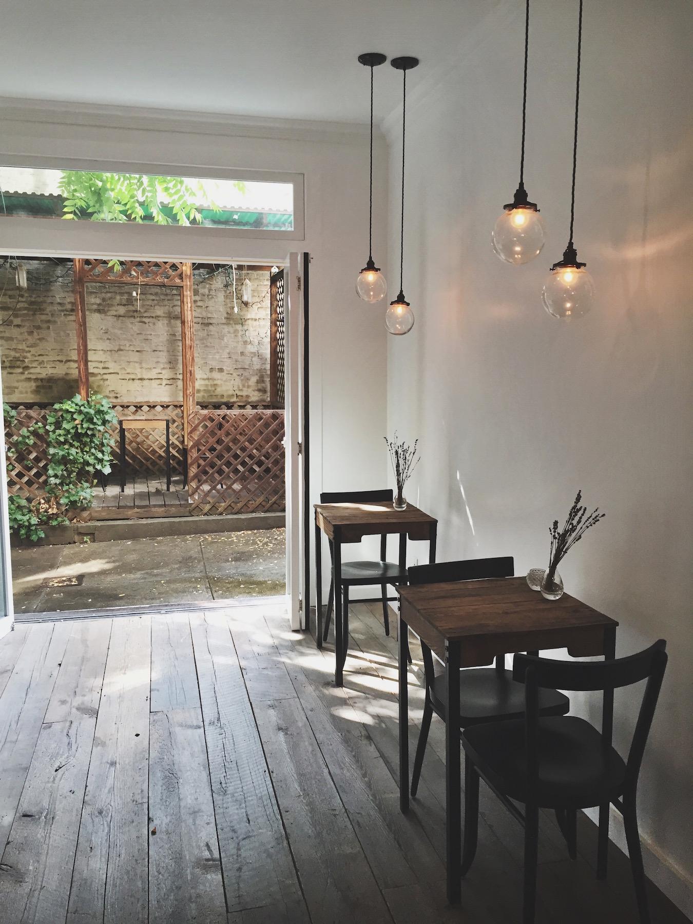 Cafe Saragina Williamsburg