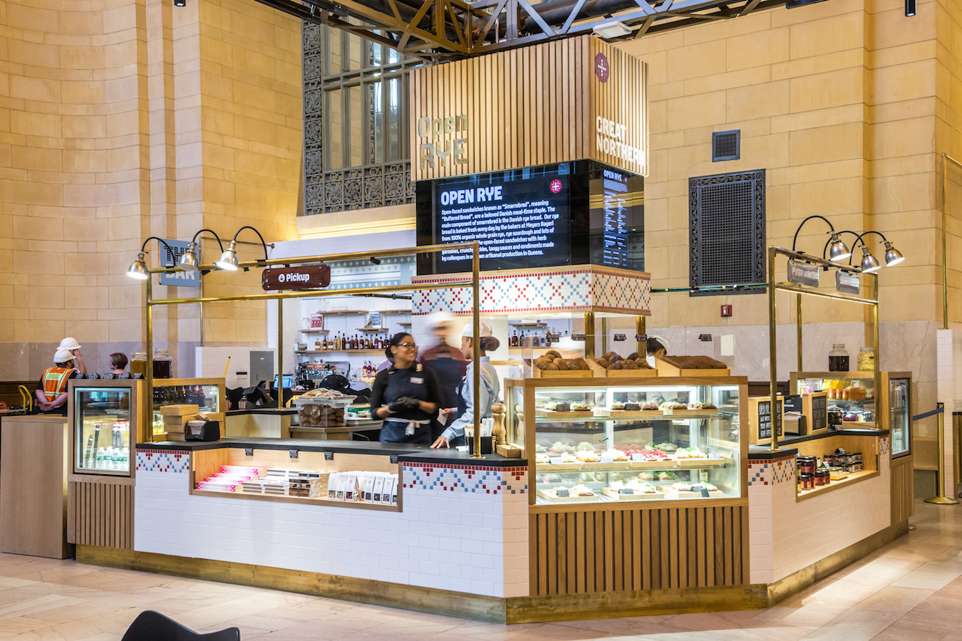 Great Northern Food Hall NYC