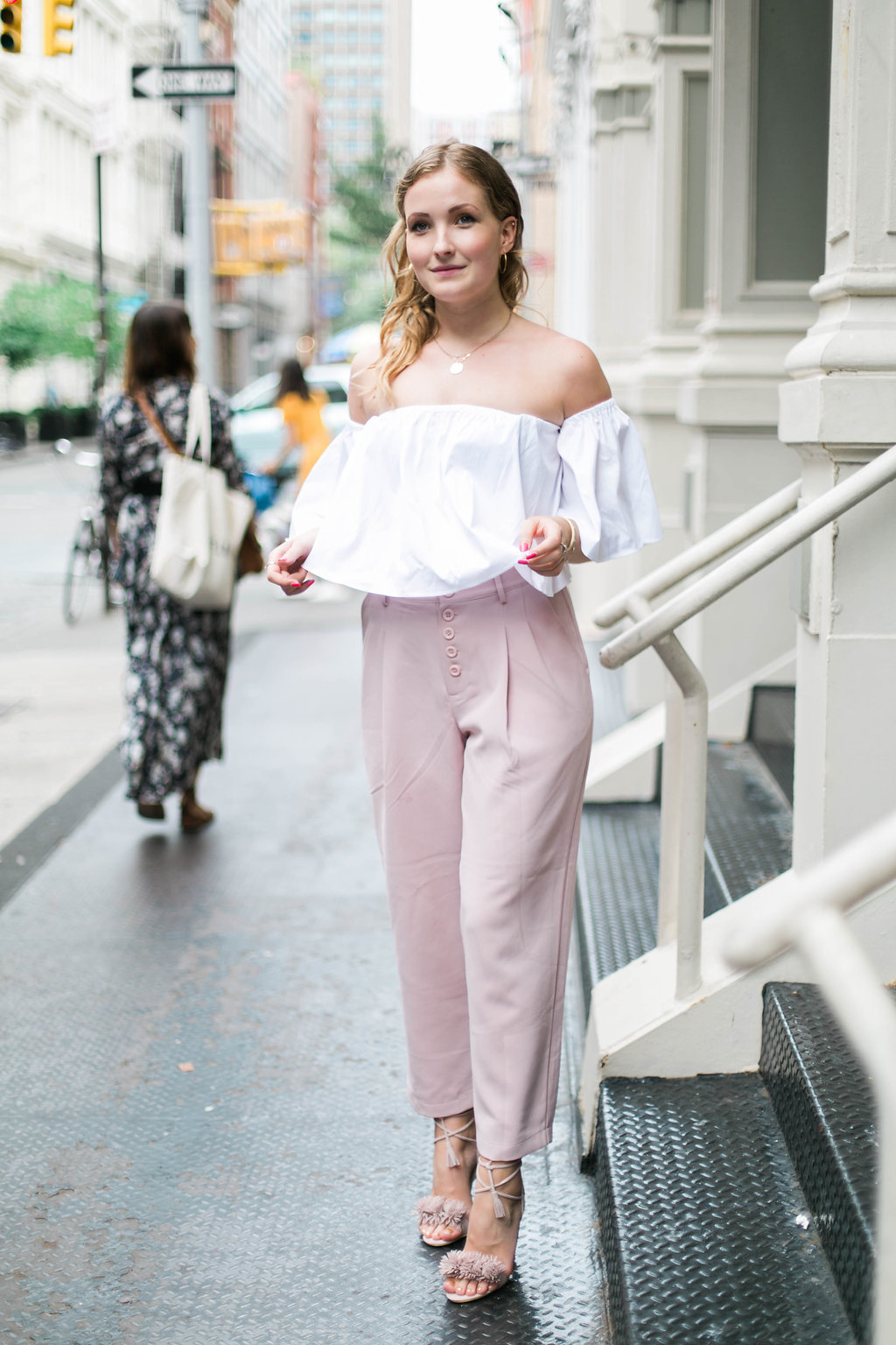 Soho NYC fashion blogger