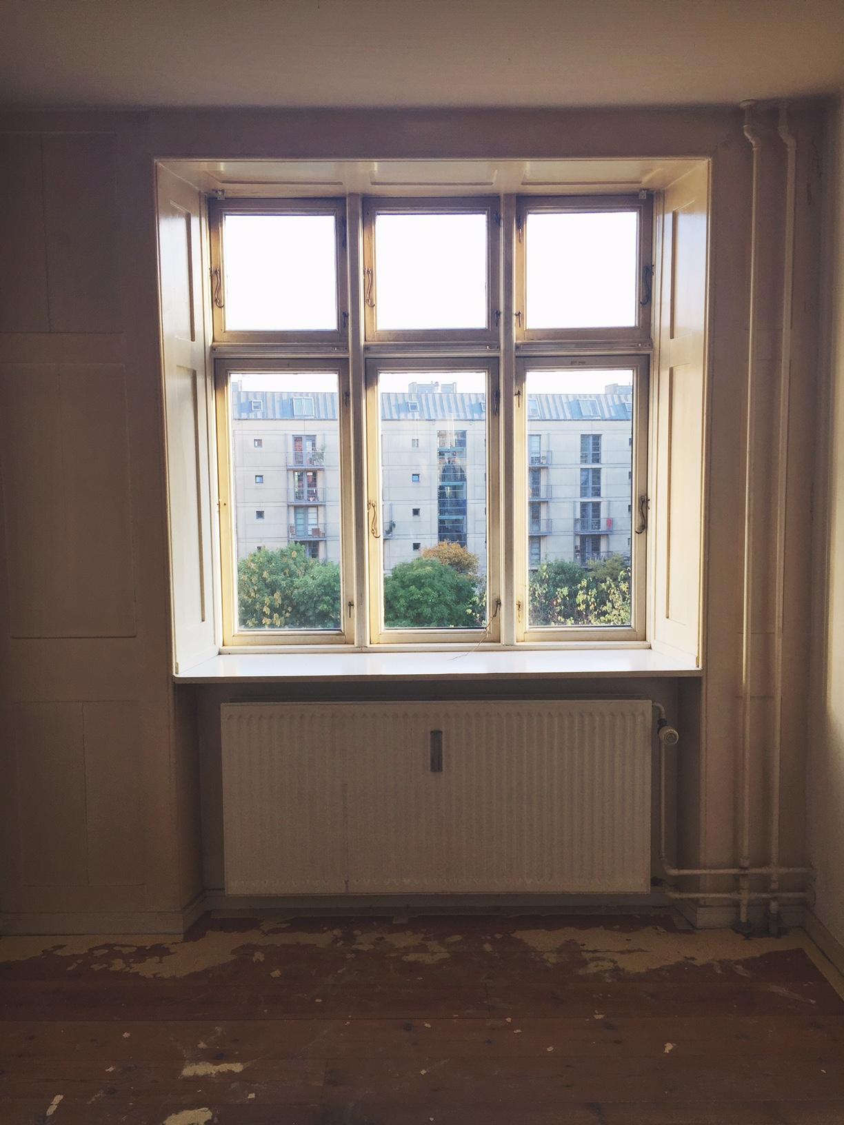 New apartment in Vesterbro København