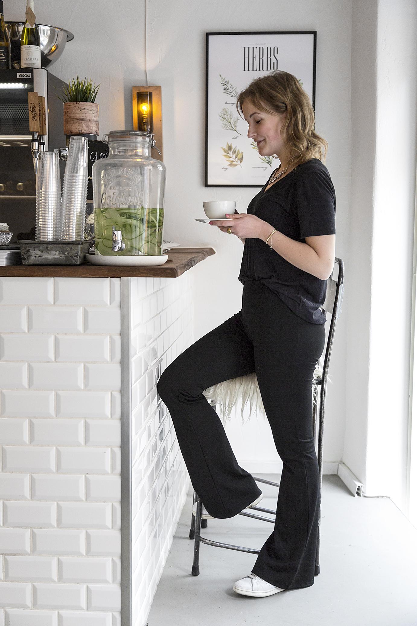 Caroline Solver in Copenhagen