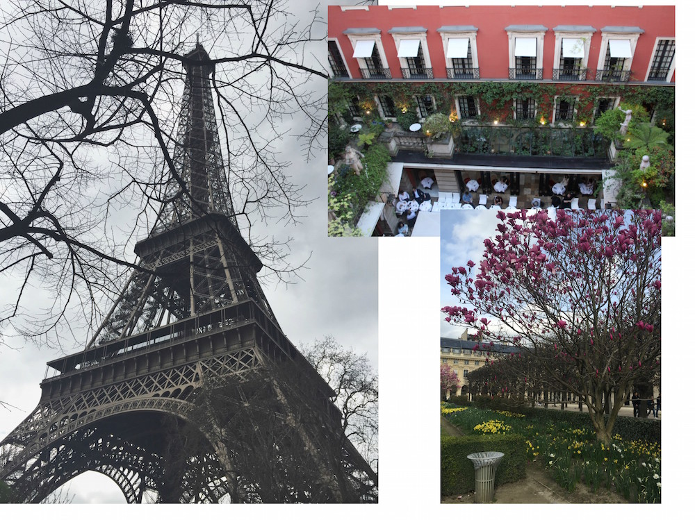 Eiffel Tower hipster guide to Paris
