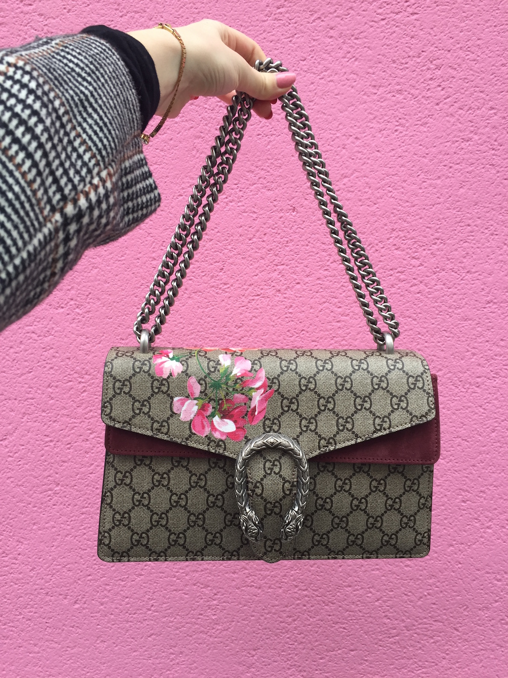 My new beautiful Gucci Bag