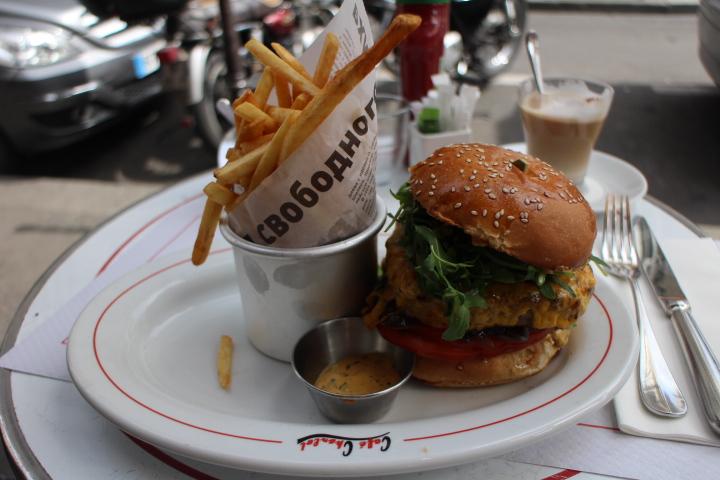 Cafe Charlot in Marais