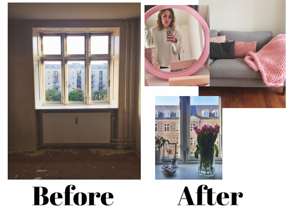 How I renovated my apartment