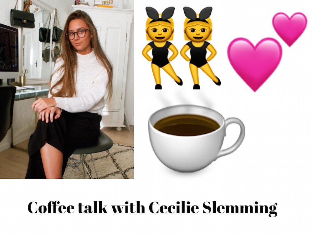 Interview med Cecilie Slemming