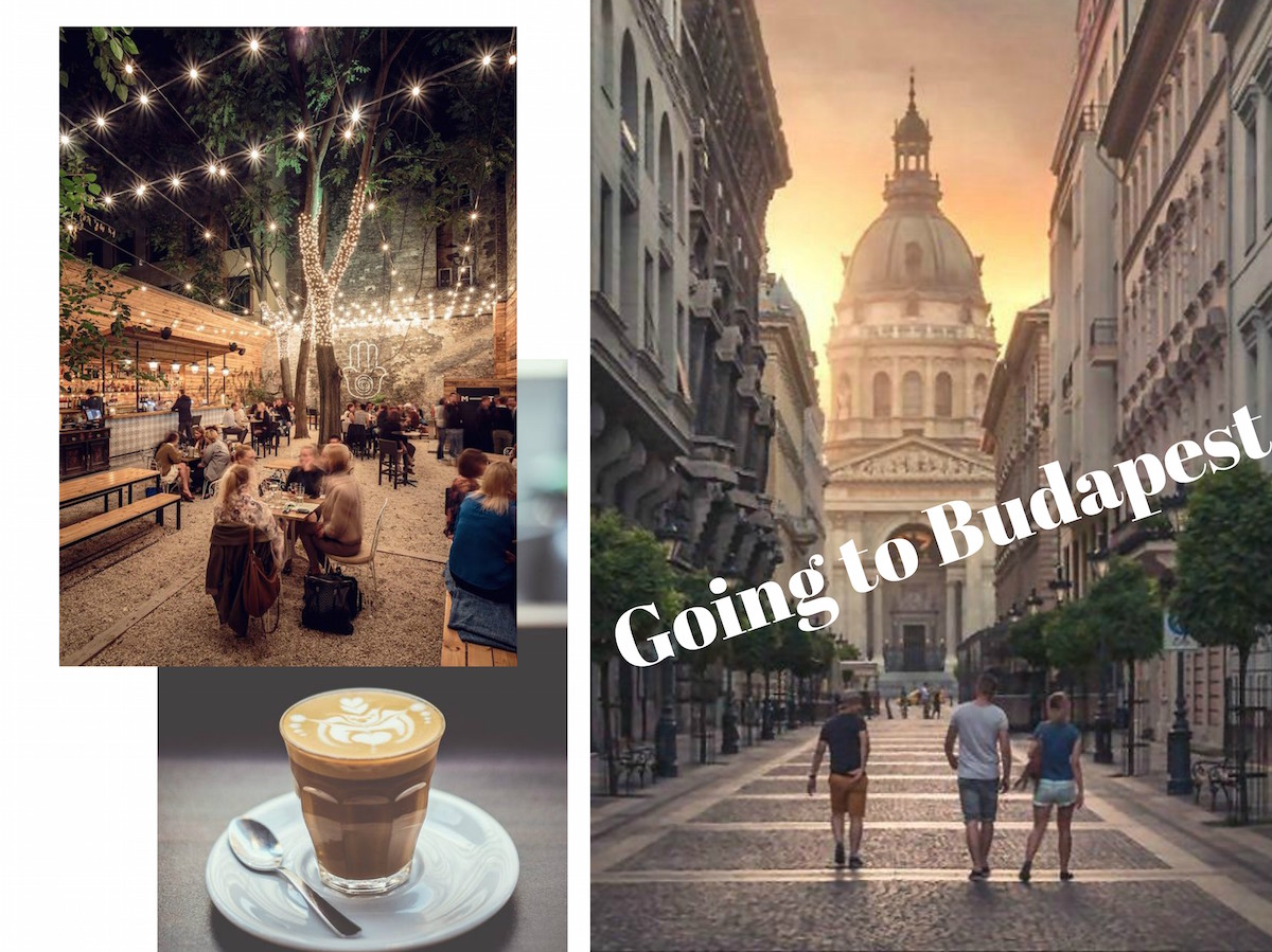 Going to Budapest