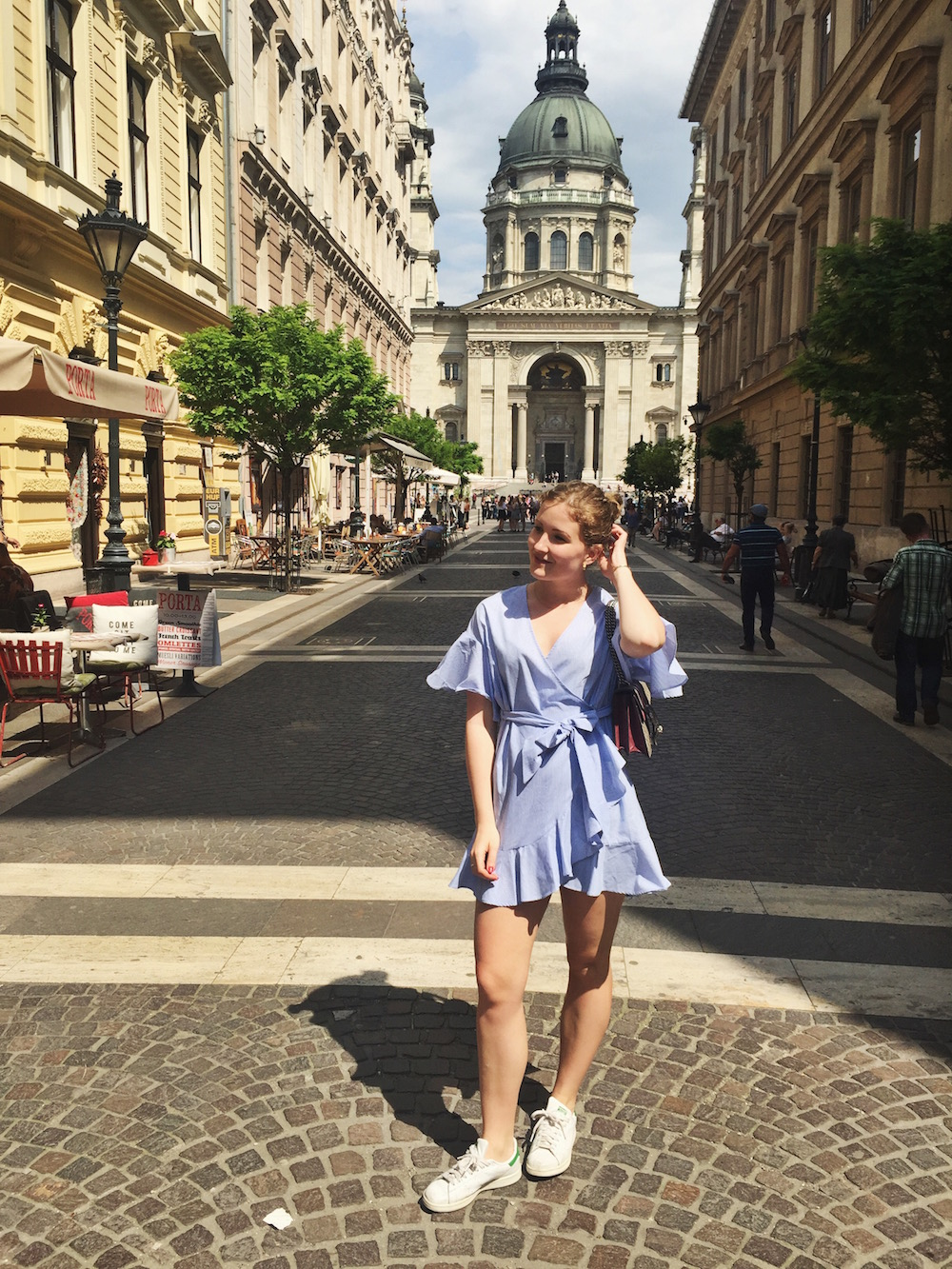 Traveling to Budapest – day two