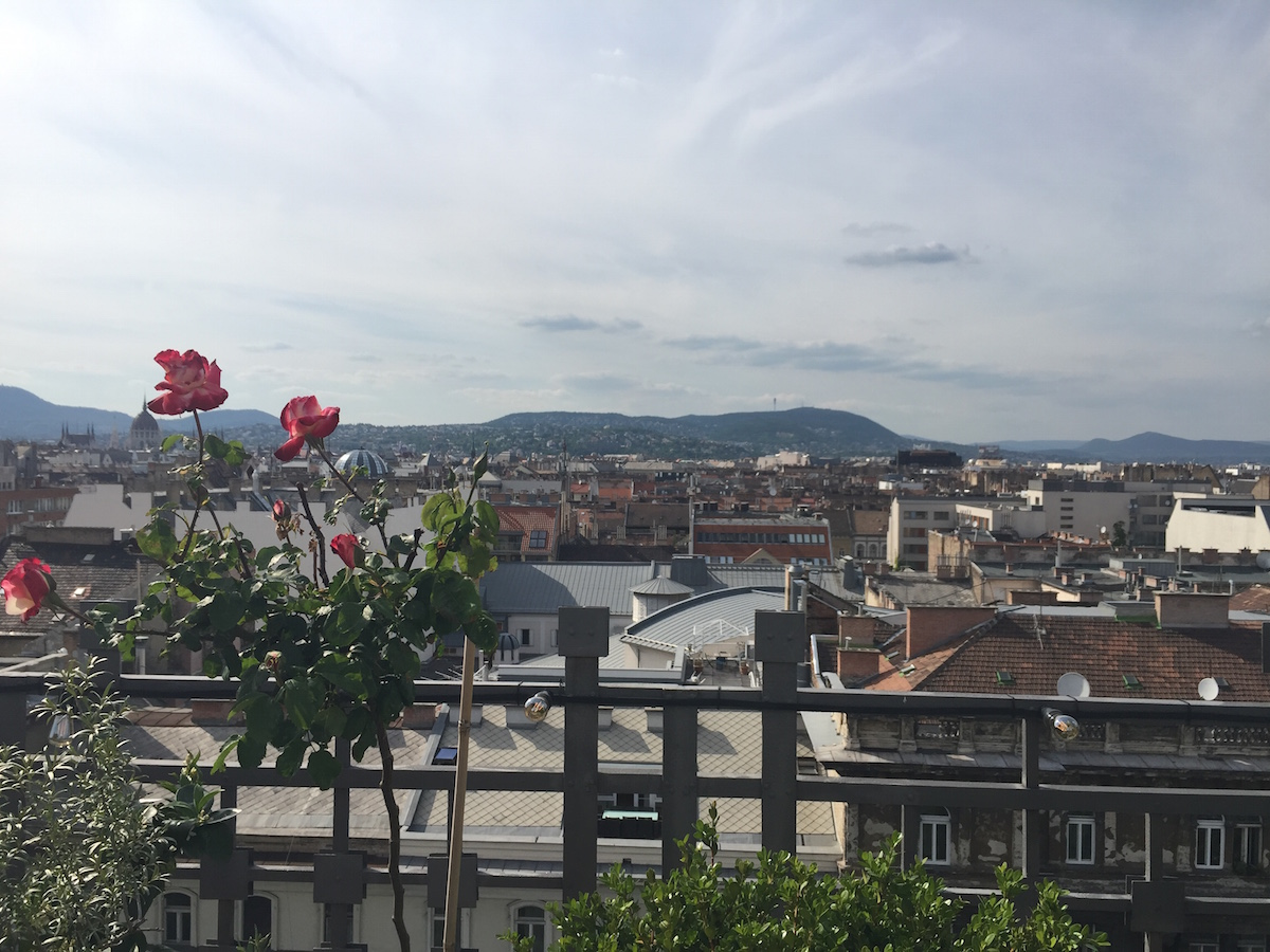 Traveling to Budapest – day four