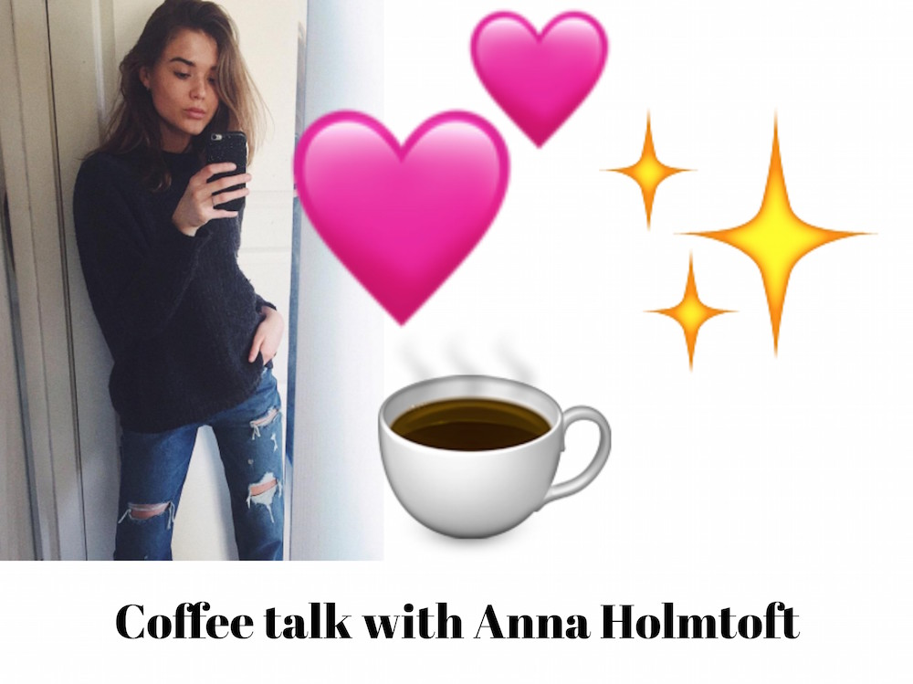 Interview with Anna Holmtoft