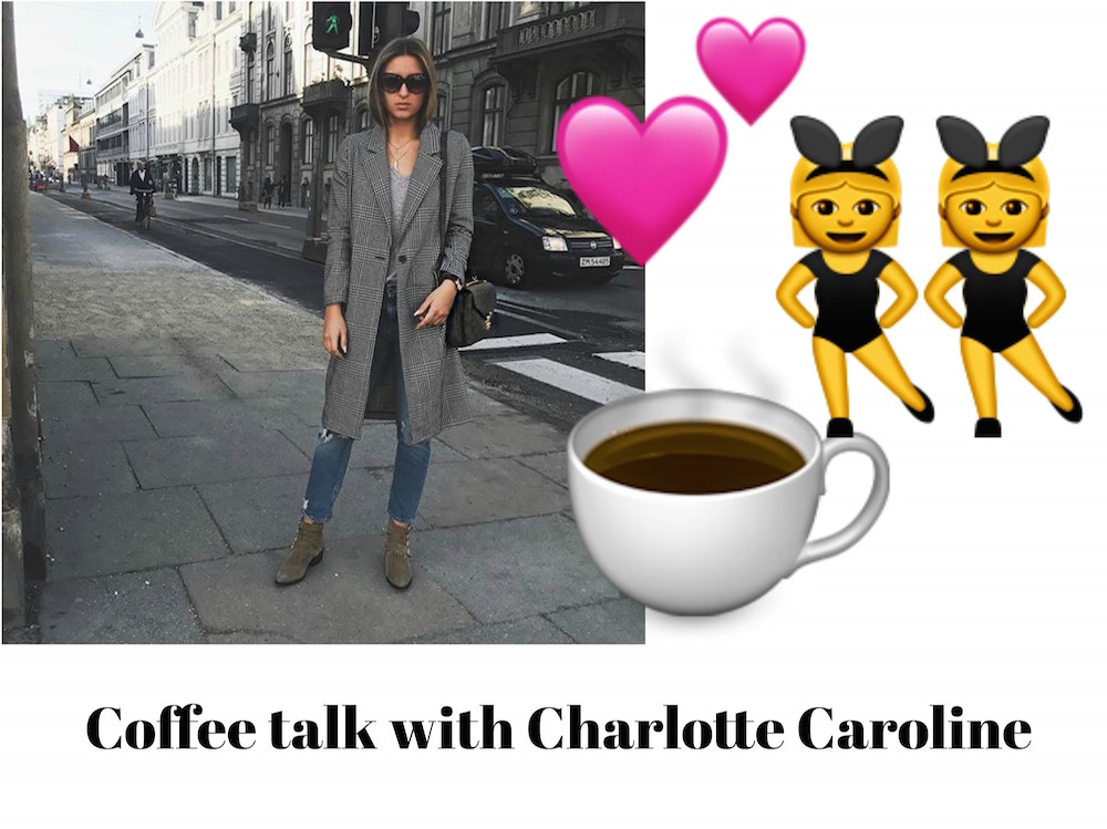 Interview med Charlotte Caroline