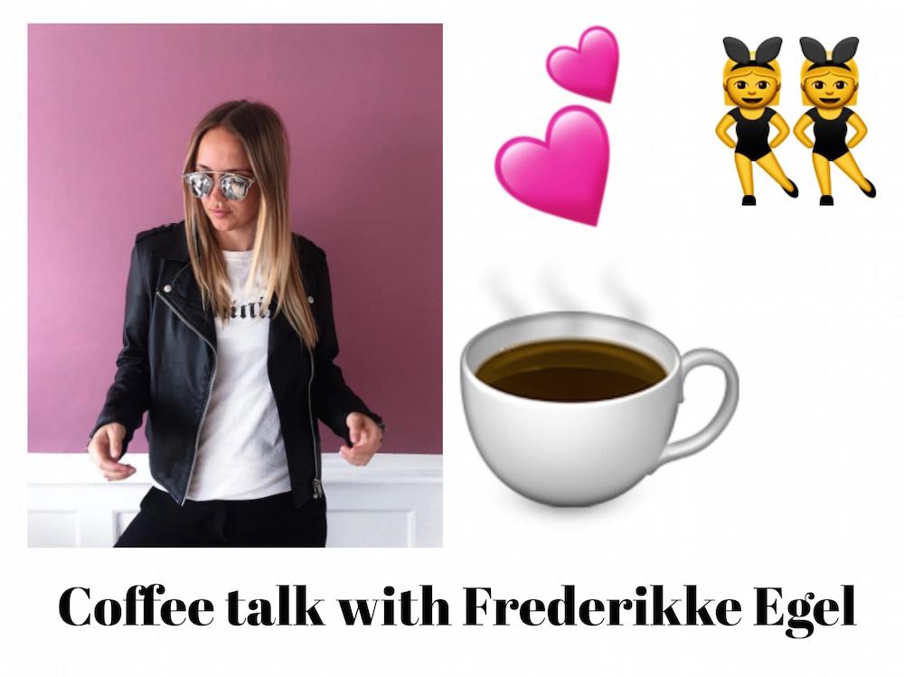 Interview med Frederikke Egel