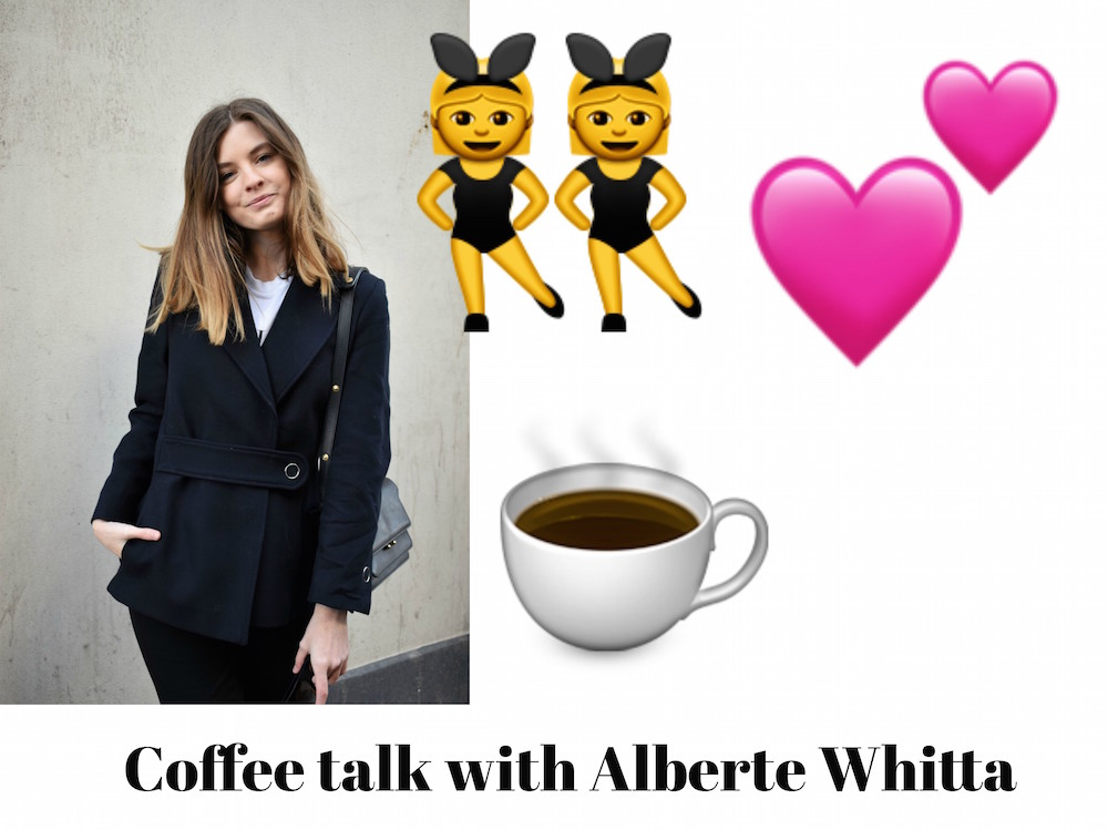 Interview med Alberte Whitta