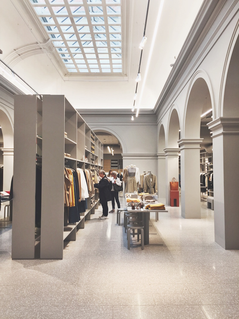 Hm Launched A New Brand Take A Look Inside The First Arket Store