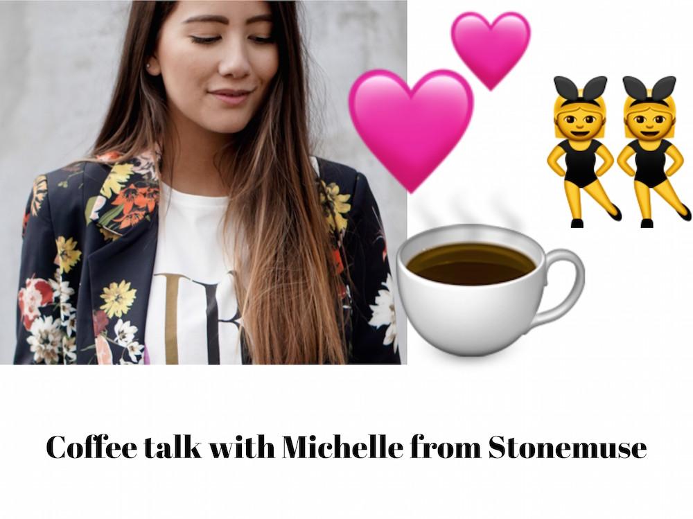 Interview med Michelle fra Stonemuse