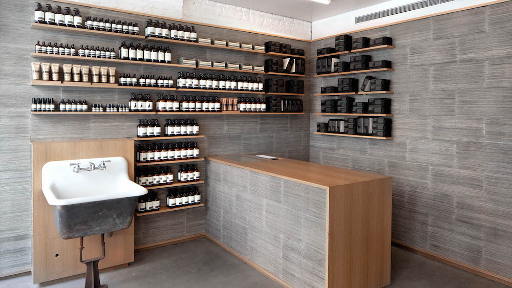 Best stores in NYC - Aesop