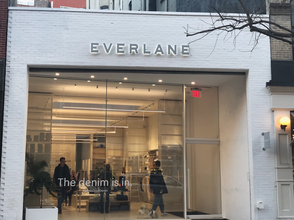 Best stores in NYC - Everlane