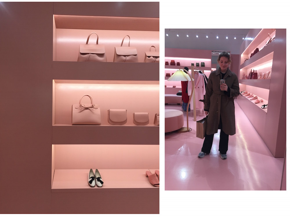 Best stores in NYC - Mansur Gavriel