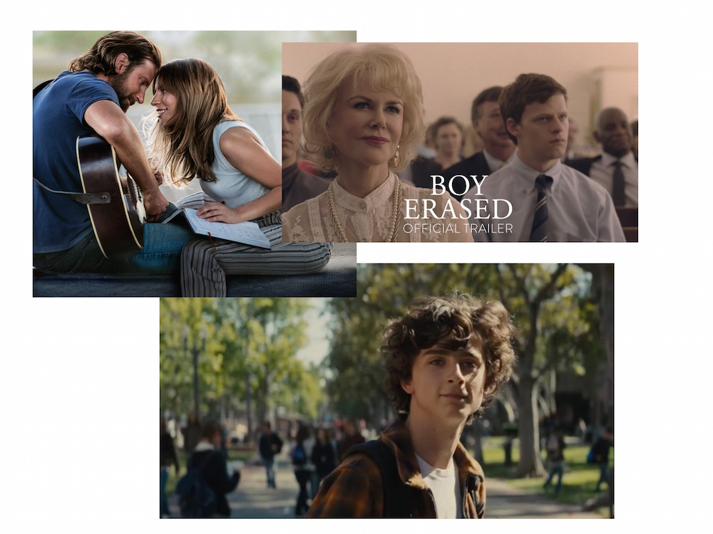 Three movies I can't wait to watch in the theaters this fall