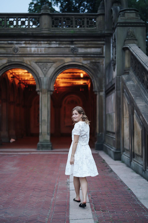 Caroline Solver in NYC
