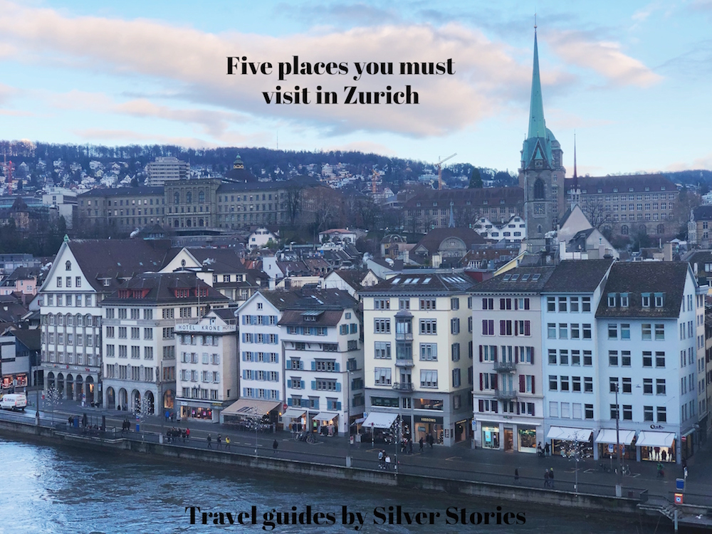 Zurich Guide Silver Stories