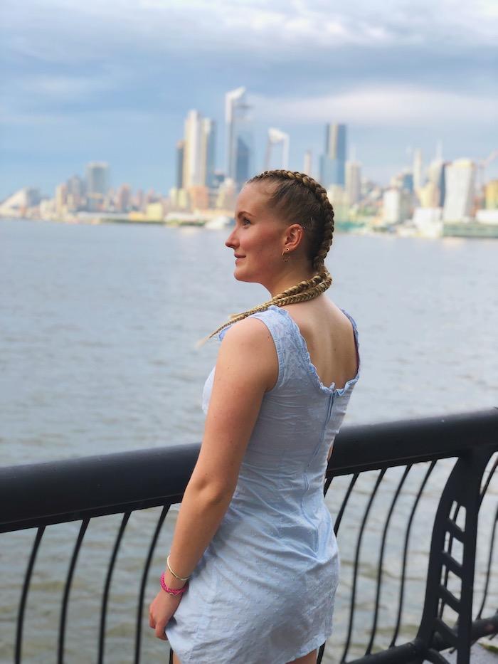 Blog post living in New York City