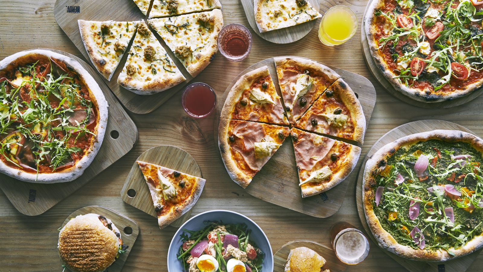 The best pizzas in Copenhagen guide