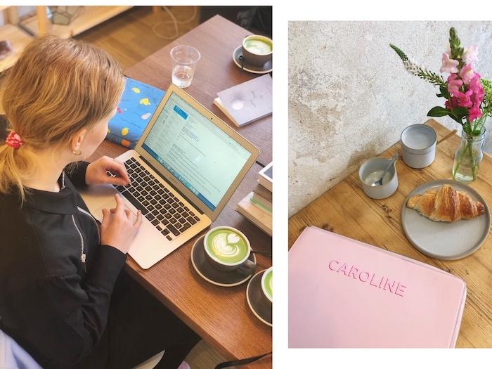 Work with me Caroline Sølver